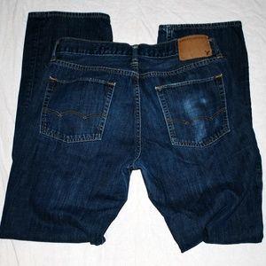 American Eagle Original Straight Jeans 32x34